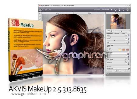 AKVIS MakeUp 2.5.313.8635