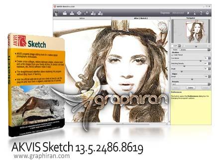 AKVIS Sketch 13.5.2486.8619