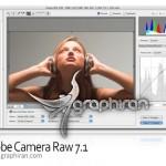 دانلود نسخه جدید پلاگین فتوشاپ Adobe Camera Raw 10.1