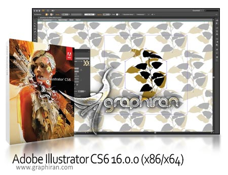 Adobe Illustrator CS6 16.0.0