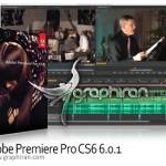 نرم افزار تدوین حرفه ای فیلم Adobe Premiere Pro CC 2018 v12.0.1.69