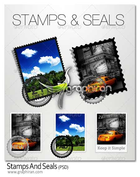 Stamps And Seal