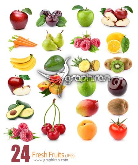 دانلود عکس میوه جات