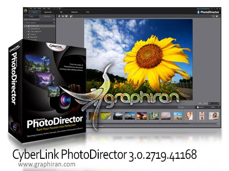 CyberLink PhotoDirector 3.0.2719.41168