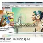 دانلود نرم افزار نقاشی دیجیتال TwistedBrush Pro Studio 24.06