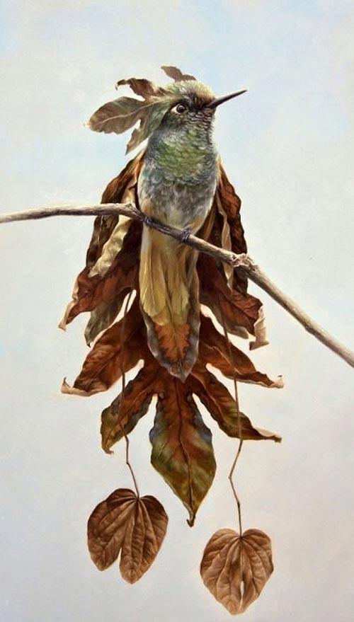 jpn7 آثار نقاشی سورئال و انتزاعی Johnny Palacios از کشور اسپانیا