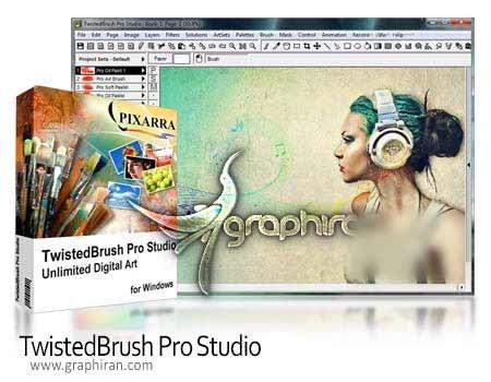 دانلود TwistedBrush Pro Studio