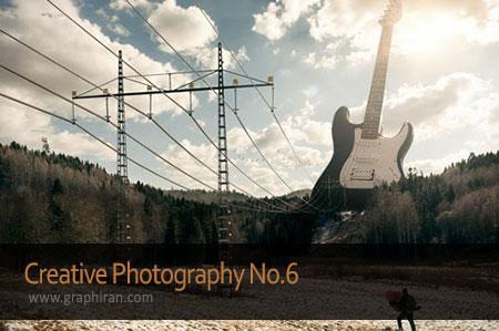 عکس های فتوشاپی دیدنی و جالب اثر Erik Johansson سری چهارم