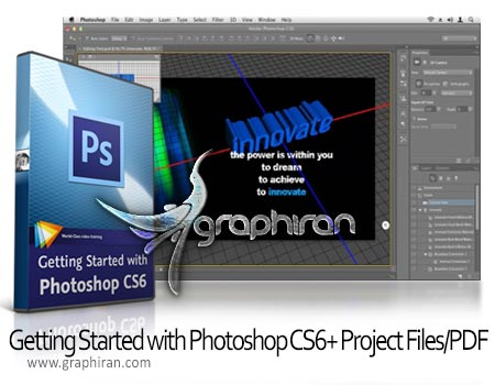 Getting Started with Photoshop CS6