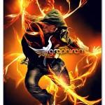 دانلود افکت های شراره و شعله های آتش زیبا در فرمت PSD و PNG