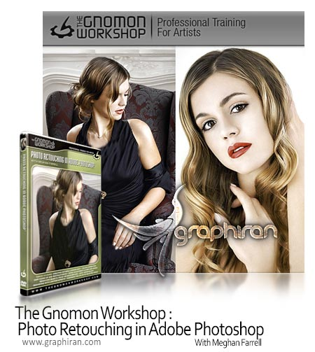 The Gonomon Workshop Photoshop Retouching