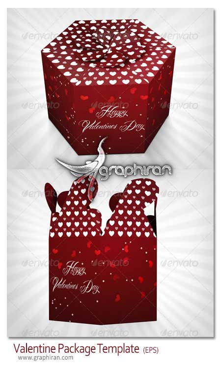 Valentine Package Template