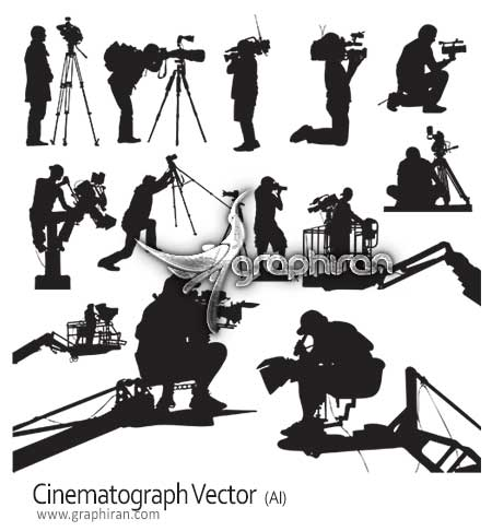 cinematograph vector