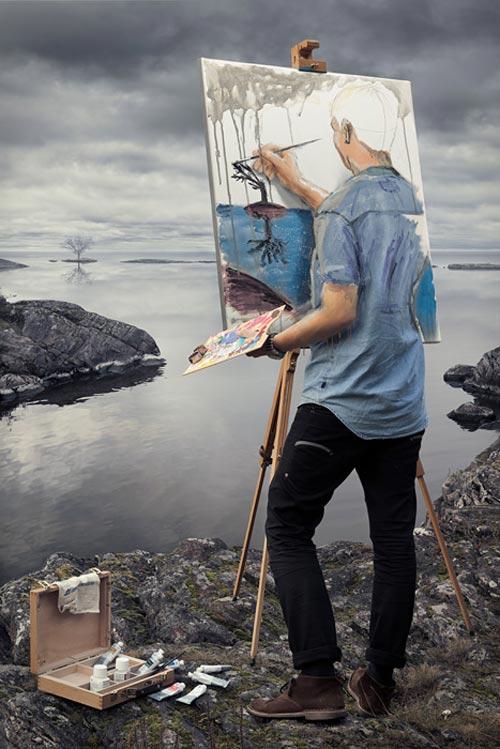 نقاشی از خود