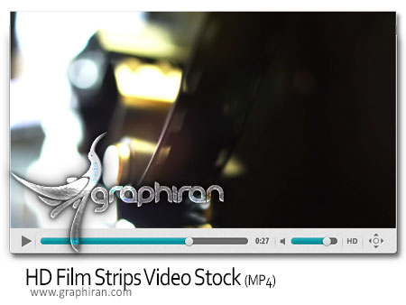 film strips video stock