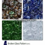 دانلود پترن فتوشاپ شیشه خرد شده Photoshop Glass Pattern