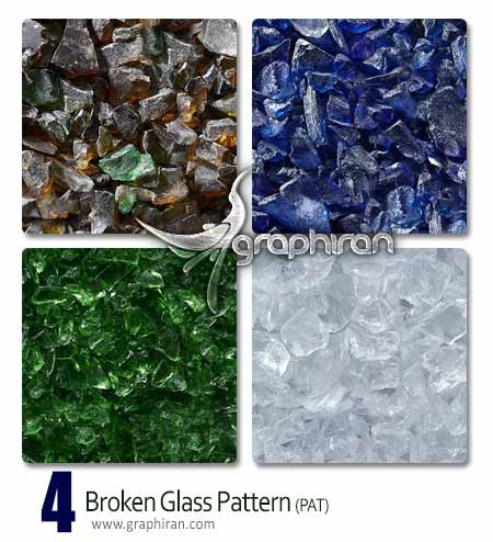 پترن شیشه glass pattern