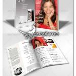 01/05/13--14:53: دانلود طرح آماده مجله ۲۰ صفحه