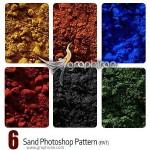 دانلود پترن شن و خاک فتوشاپ بسیار زیبا Photoshop Sand Pattern