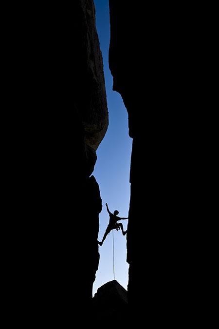 عکس شاتراستوک کوهنوردی