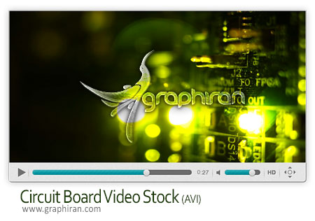 Circuit Board Stock Video