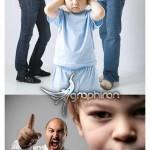 Family Quarrel Stock Photo 150x150 دانلود قالب لایه باز آلبوم عکس خانوادگی برای InDesign