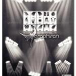 دانلود براش های جدید افکت های نور افکن صحنه نمایش برای فتوشاپ