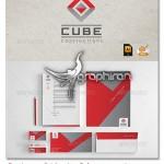 Stationary Identity Cube contructions 150x150 دانلود طرح آماده ست اداری شرکت پست، باربری و پیک – شماره ۱۰۵