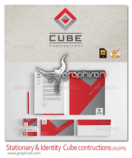 Stationary & Identity Cube contructions
