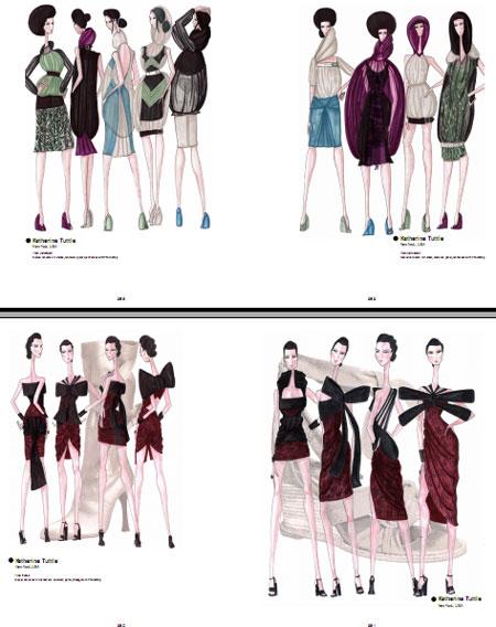 fashion illustration book