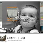 دانلود رایگان نرم افزار GIMP 2.8.20 Final ویرایشگر حرفه ای عکس