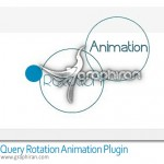 jQuery Rotation Animation Plugin 150x150 Plugin Galaxy 3.01 پلاگین افکت های متنوع عکس برای Photoshop
