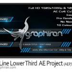 Color Line Lower Third 150x150 پروژه افتر افکت تیزرهای تلویزیونی ماه رمضان + فیلم آموزش