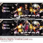 Electro Nights Timeline Cover 150x150 کاور تایم لاین فیس بوک عکاسی Photography Facebook Timeline Cover