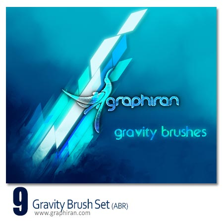 Gravity Brush Set