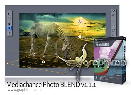 Mediachance Photo BLEND v1.1.1