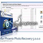 بازیابی فایل های پاک شده Stellar Phoenix Photo Recovery 7.0.0.0