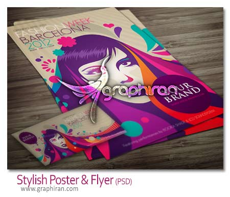 Stylish Poster & Flyer