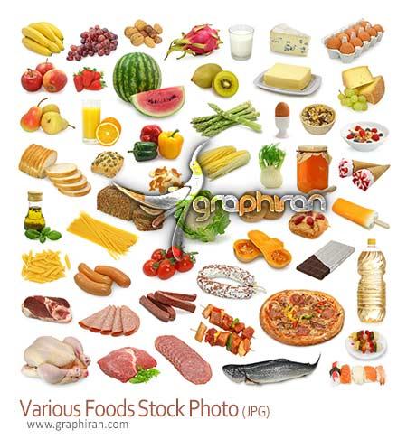 عکس استوک غذا