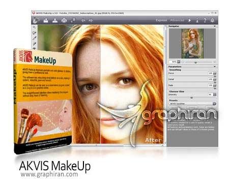 دانلود Akvis Makeup