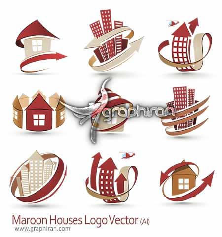 دانلود لوگو شرکتلوگو خانه و ساختمان