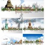 دانلود عکس های استوک مسافرت و گردشگری Travel Stock Photo