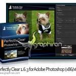 پلاگین زیباسازی تصاویر فتوشاپ Athentech Perfectly Clear 2.2.5
