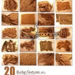 Burlap Textures 150x150 مجموعه تکسچر و بک گراند ورق طلا Gold Foil Textures Backgrounds