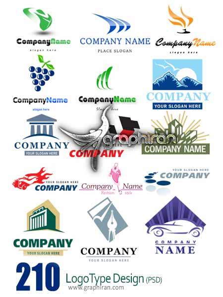 لوگو شرکت ساختمانیلوگو لایه باز