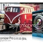 نرم افزار افکت گذاری روی عکس دیجیتال Photomizer Pro 2.0.14.110
