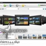 Visions 1.4.4.1840 150x150 نرم افزار مدیریت وبکم و ارسال ویدئو جعلی WebcamMax 7.9.0.8