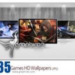 دانلود والپیپرهای زیبای بازی های کامپیوتری جدید Games Wallpaper