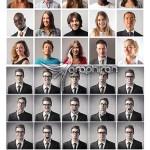 دانلود مجموعه عظیم تصاویر استوک مردم و چهره ها با احساسات مختلف
