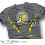دانلود طرح گرافیکی برای چاپ روی تی شرت به صورت وکتور و PSD